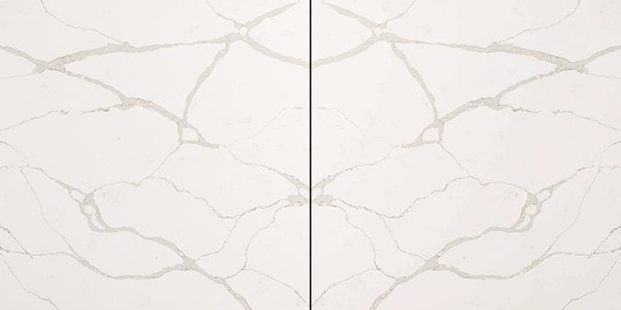 Corian quartz design elements corian quartz for Zodiaq slab size