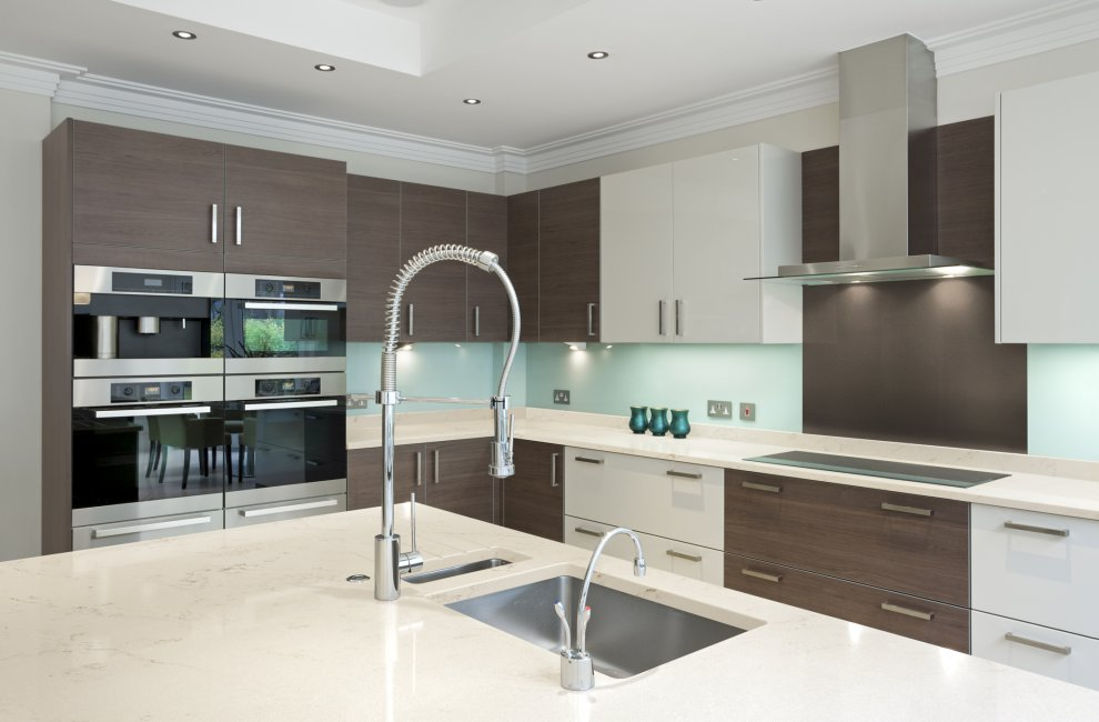 Kitchen Corian 174 Quartz